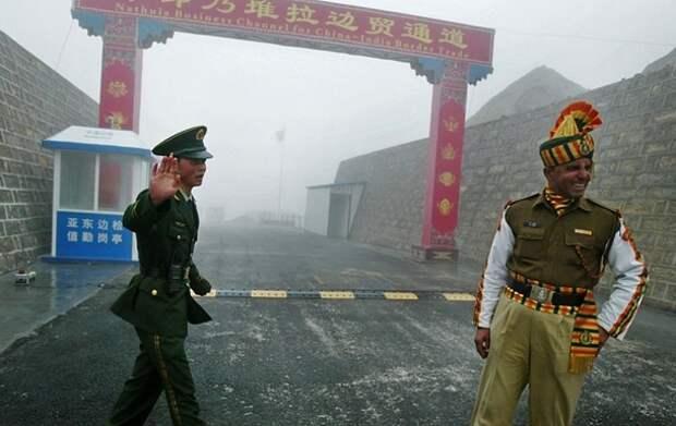 Возможная война Индии и Китая: кто победит