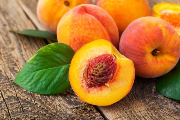 4 полезных свойства персиков