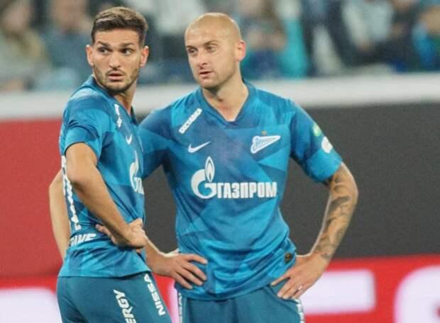 Рассчитывает ли «Зенит» на Ракицкого и когда Дриусси может покинуть команду