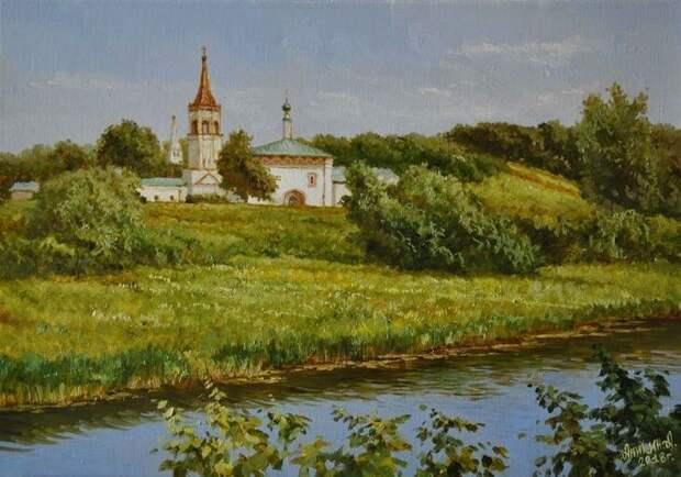 Художник Алексей Аникин