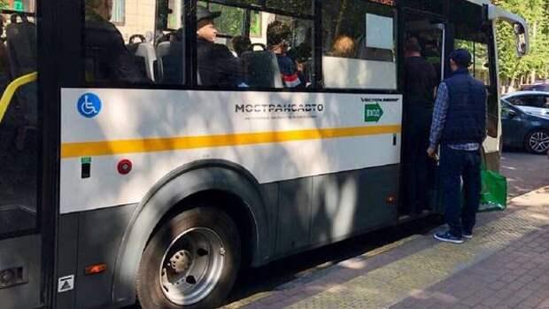 К СНТ Подмосковья запустят 45 автобусных маршрутов