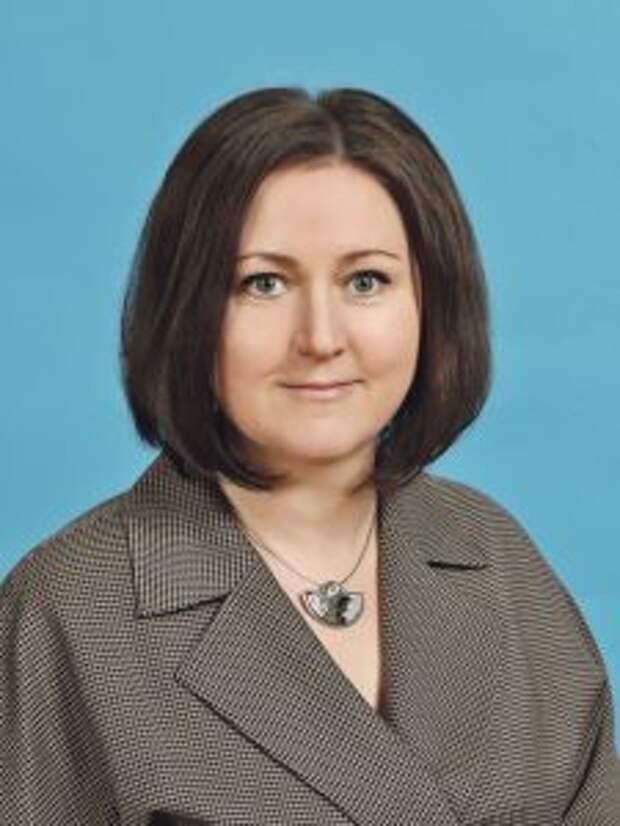 Глава управы района Северный Екатерина Потапенко/Фото пресс-службы префектуры СВАО