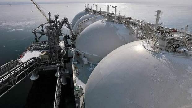 Коронавирус против газа: мировые производители СПГ вбеде