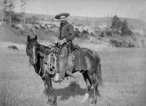 У ковбоев был весьма своеобразный кодекс чести америка, дикий запад, интересное, факты