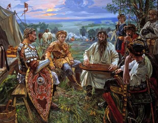 Почему музыкантов считали колдунами на Руси