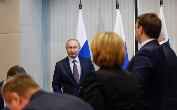 Что Аксенов и Развожаев ответили на критику Путина ситуации в регионах