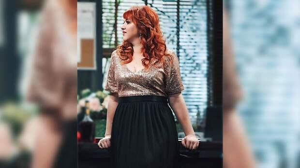 Звезда КВН Ольга Картункова после экстремального похудения снова начала набирать вес