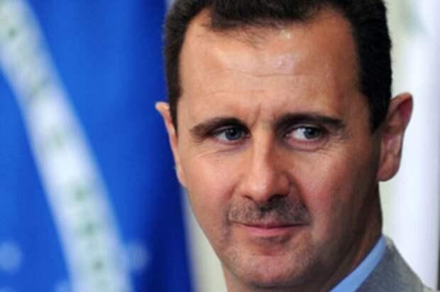 Башар Асад принес присягу в качестве президента Сирии