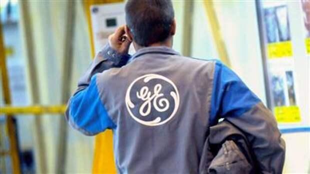 General Electric сократила квартальный убыток почти в 2 раза