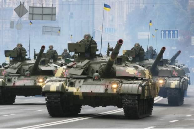 В ЛНР сообщили о приближении 500 единиц тяжелой техники ВСУ