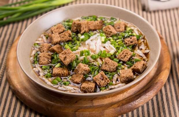Странные блюда древнерусской кухни