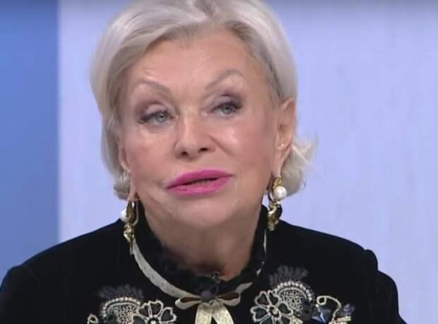 """Вдова Караченцова раскритиковала Богомолова: """"Кто ему позволил это делать?"""""""