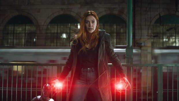 Звезда киновселенной Marvel Элизабет Олсен появится в новом сериале от HBO