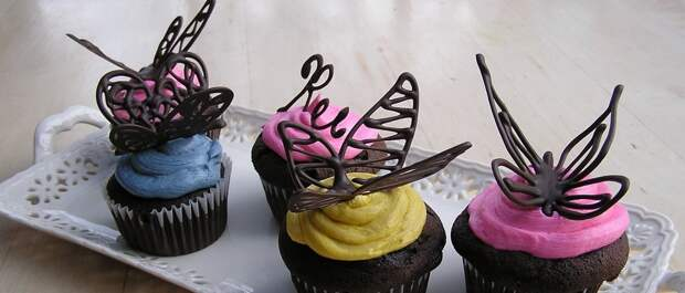 Шоколадные украшения для десертов своими руками: 7 потрясающих идей