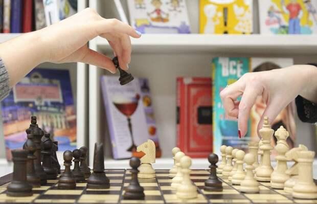 Нижегородки сразились в городском турнире по шахматам