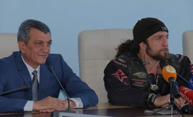 Аффилянт «Ночных волков» и экс-губернатора Меняйло осужден за взятку