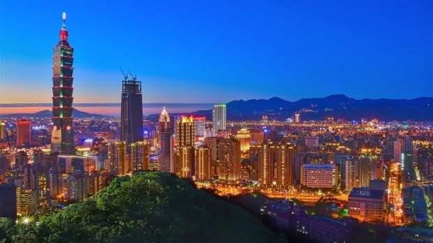 Китай рассматривает несколько вариантов воссоединения с Тайванем