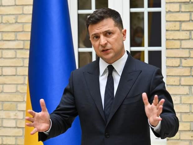 Киев объяснился по поводу правок записи разговора Зеленского с Байденом