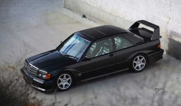 Mercedes-Benz 190E EVO2 Coupe авто, автодизайн, автомобили, дизайн, фотомонтаж, фотошоп, юмор, янгтаймер