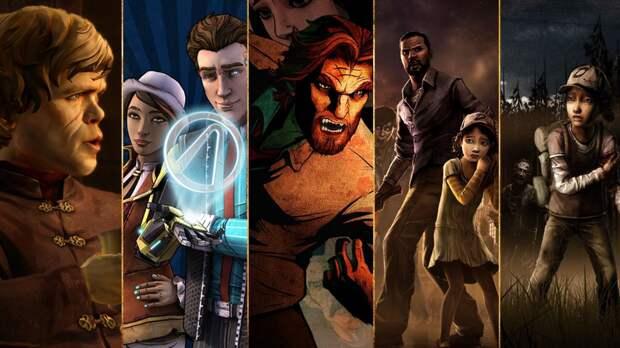 Telltale Games воскресла с новым руководством и без The Walking Dead