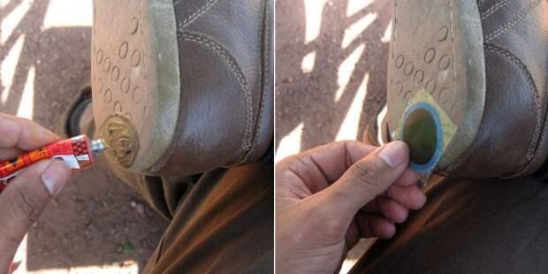 Ботинки с большим пробегом