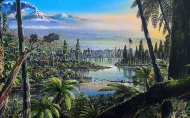 Антарктида во времена динозавров: какой она была?