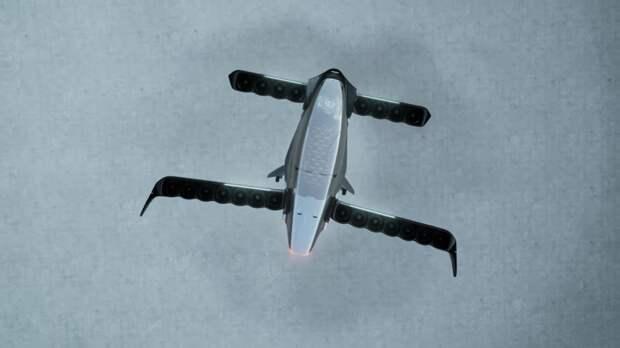 На авиашоу в Китае представлены два новых проекта аэротакси