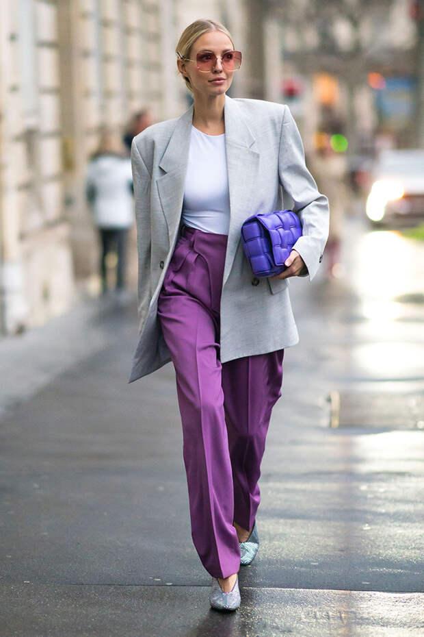 8 брюк-палаццо на смену джинсам