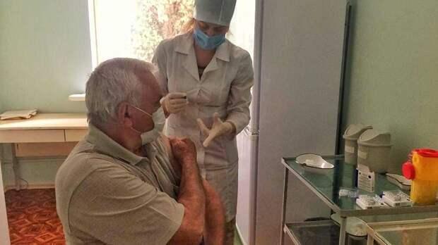 В Крыму введут обязательную вакцинацию