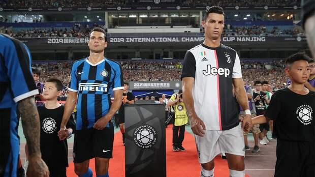 Главный матч Италии снова перенесли из-за коронавируса. «Юве» и«Интер» сыграют невмае, а8марта