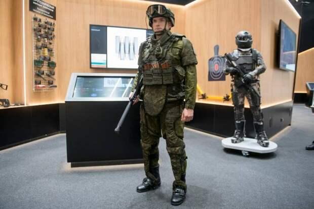 Активный экзоскелет от ЦНИИ Точмаш и его перспективы