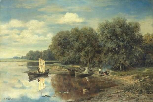 художник Иван Вельц картины – 27