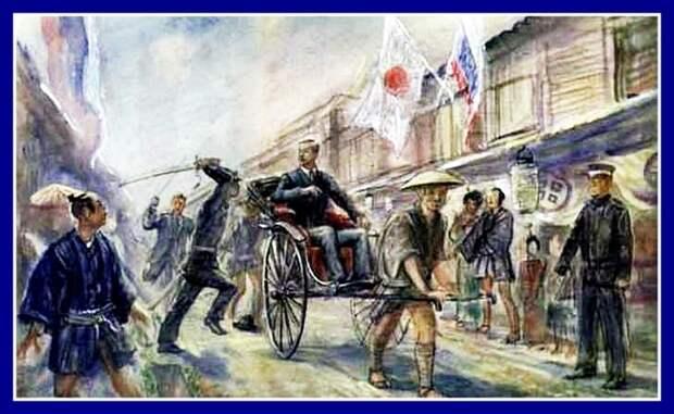 Нападение в Японии