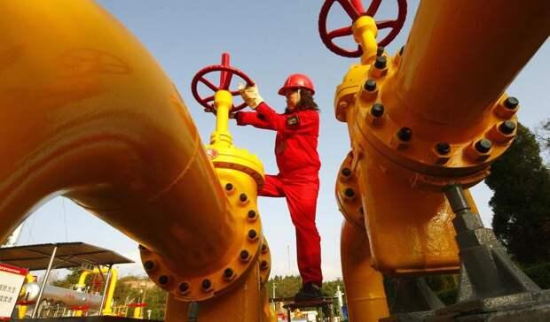 Китай увеличил добычу нефти на1,7%, газа— на10,3% впервой половине 2020