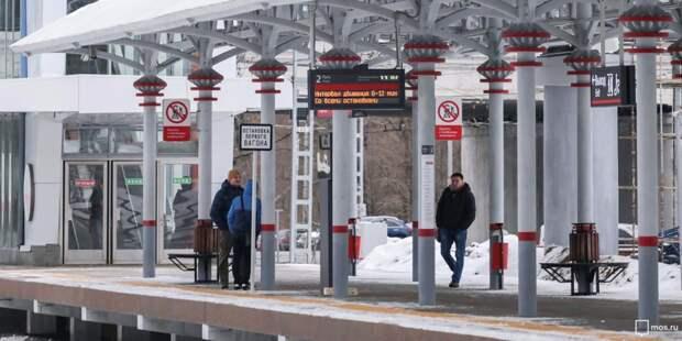 Расписание электричек Ленинградского направления 15 февраля изменится