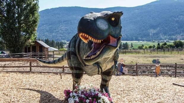 Больше двух млрд тираннозавров жили на Земле в течение 2,4 млн лет