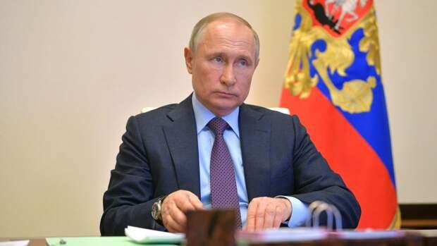 Глава Евросовета обсудил с Путиным борьбу с пандемией и вакцины против коронавируса
