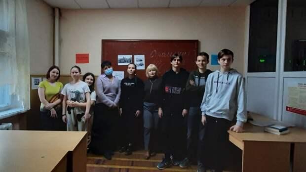 В студенческих общежитиях города Симферополя проходят лекции на тему сохранения здоровья