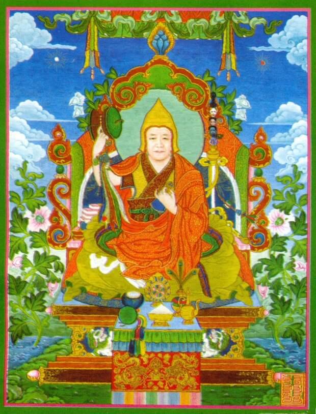 Как монголы завоевали и потеряли Азию, строили коммунизм и нашли покой в буддизме. Егор Воробьёв