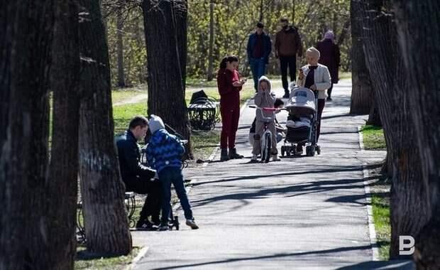 В Татарстане из-за аномальной жары на 21 день ограничили доступ в леса