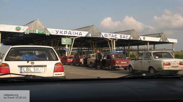 Крым - это Россия? На границе Украины издеваются над людьми,  не пуская на полуостров