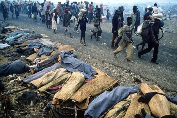 Сто дней смерти. Самая жуткая резня в истории Африки пугает и сейчас