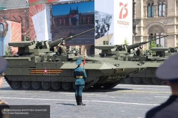 The National Interest: НАТО нечего противопоставить российской «Армате»