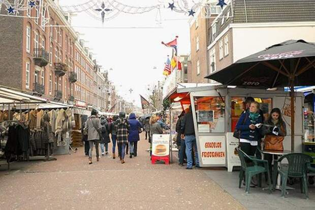 Места в Амстердаме, куда ходят сами амстердамцы