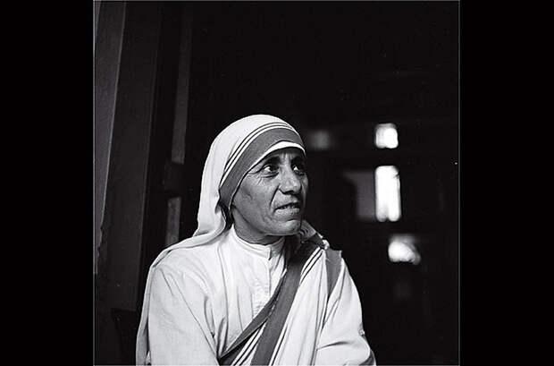 10 фотографий оначале духовного пути матери Терезы