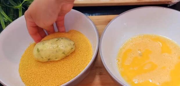 Рецепт из старой бабушкиной книги: вкуснятина из обычной картошки с начинкой