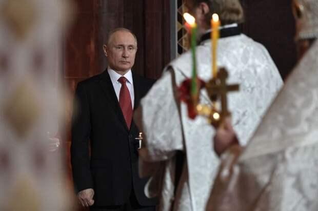 Песков сообщил о планах Путина принять участие в пасхальной службе