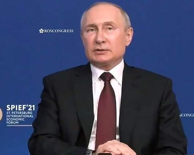 """Путин не собирается обсуждать с Байденом """"этого человека"""" в тюрьме, а Байден собирается"""