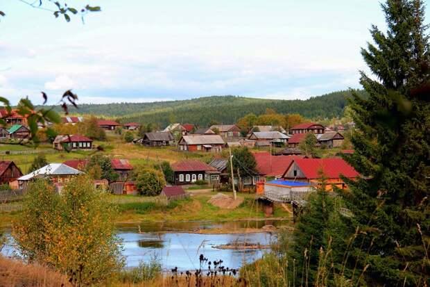 Подборка фото: Красота российских деревень и сёл