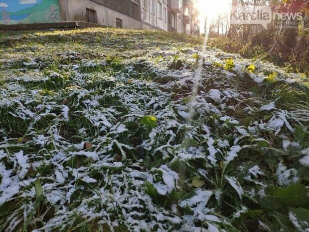 Ночные заморозки. Прогноз погоды в Карелии на 6 сентября